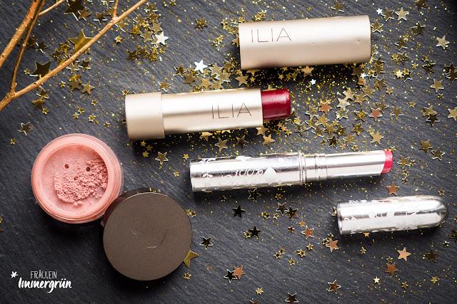 Ilia Lipstick, 100% Pure Lippenstift, Alima Pure Antique Rose