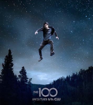 The 100 Season 5 Poster 3