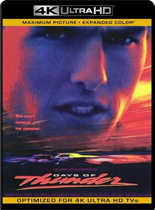 Días de Trueno (Days of Thunder) (1990) 4K 2160p UHD [HDR] Latino [GoogleDrive]