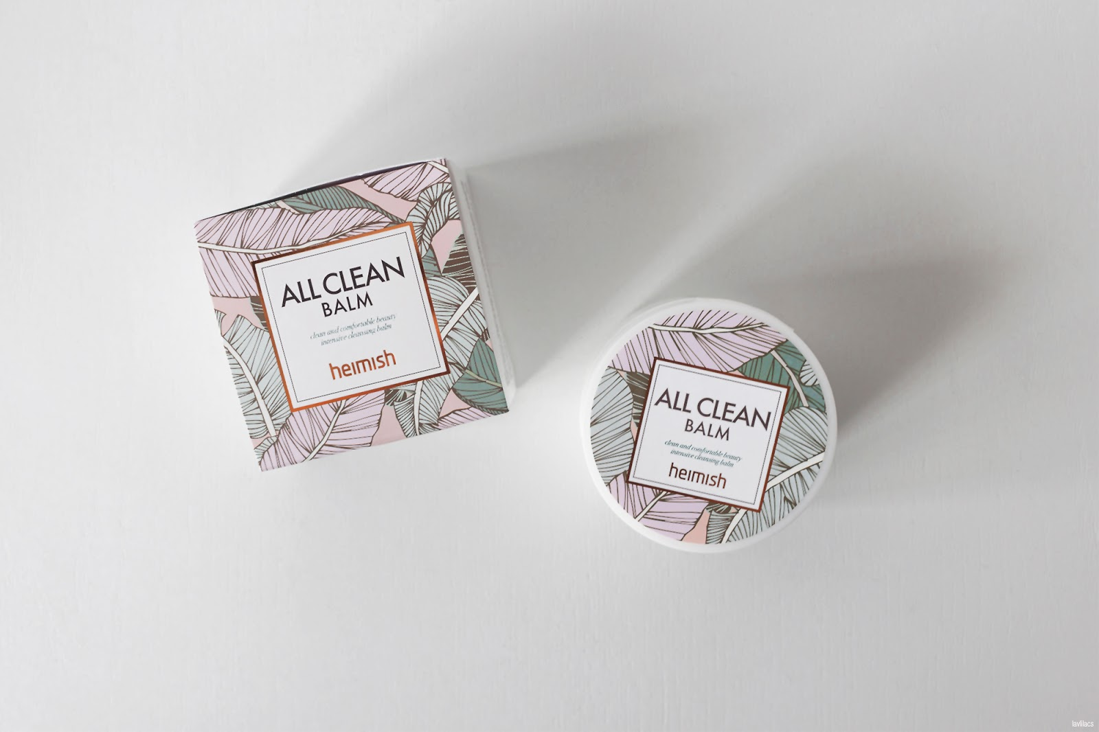 lavlilacs heimish All Clean Balm Review