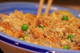 Preparar delicioso Arroz chino en 7 pasos