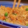 Receta fácil para preparar delicioso Arroz chino en 7 pasos