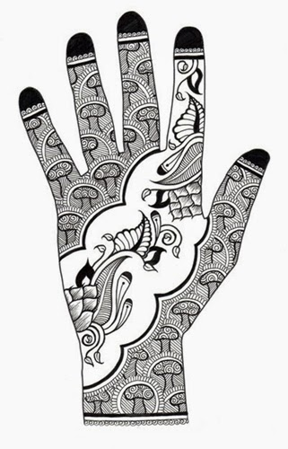 free mehndi patterns for eid