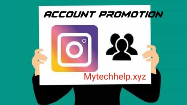 instagram-account-promotion