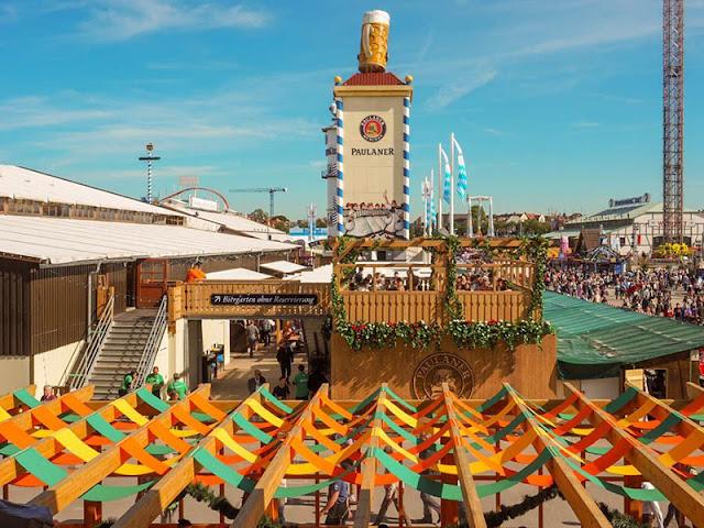 10 curiosidades sobre a Oktoberfest na Alemanha
