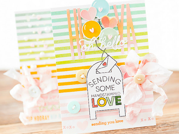 Balloons and Parcels - Double Take with The Stamp Market