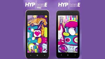 Spesifikasi Axis Hyphone