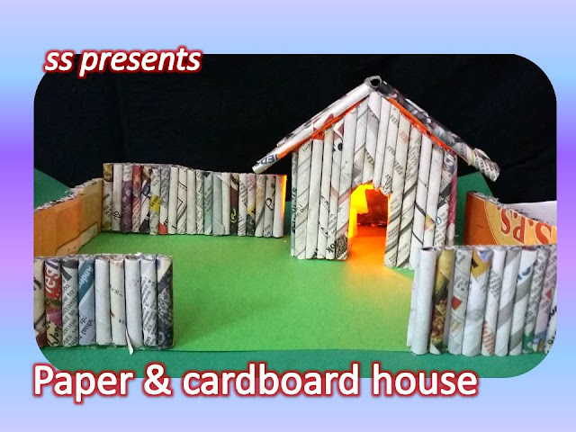 Here is paper jewellery,card board house,paper piping crafts,paper flowers,kids summer crafts,paper card board house,how to make paper and card board house