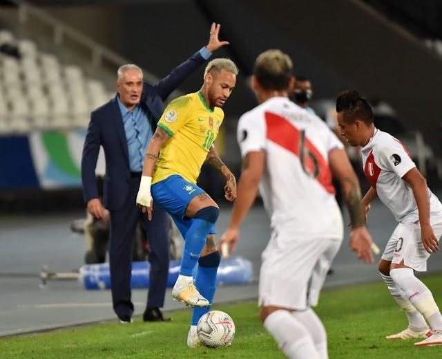 """Após vitória do Brasil, Neymar espera clássico na final da Copa América: """"Quero a Argentina"""""""