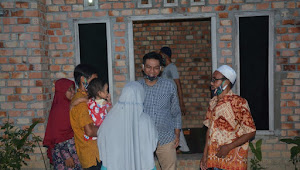 Arah Baru Batanghari, M Fadhil Arief- Bahtiar Maju Untuk Prioritaskan Pembangunan Batanghari hingga ke Desa