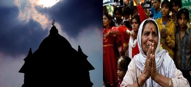 పాకిస్తాన్లో 100 ఏళ్ల నాటి హనుమాన్ మందిరం కూల్చివేత - 100 year old Hanuman mandir demolished in Pakistan