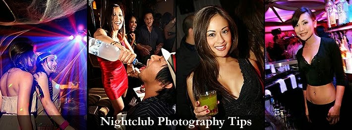 Nightclub Photography Tips - Camera Settings and Equipment to Use