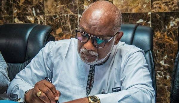 JUST IN: Akeredolu signs anti-grazing bill into law in Ondo