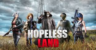 Hopeless Land - Game Survival Android
