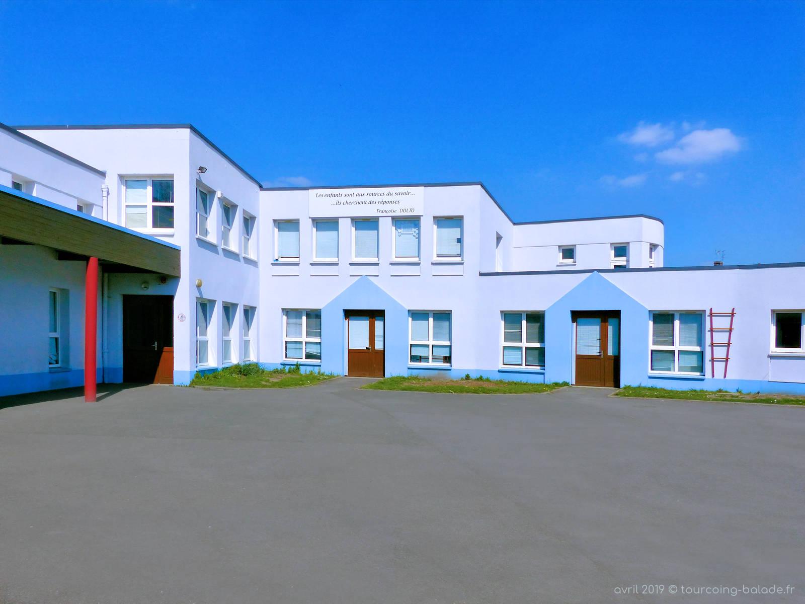 École catholique primaire Françoise Dolto, Tourcoing