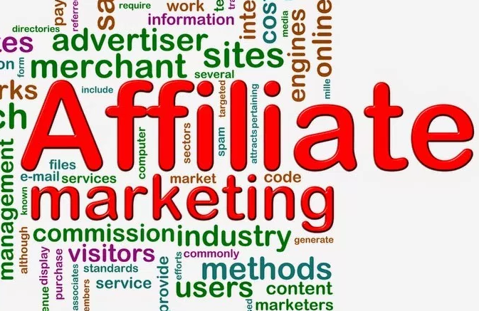 Picture Defenition Affiliate Marketing