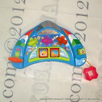 Rocking Baby Walker Royal RY8383 Aeroplane