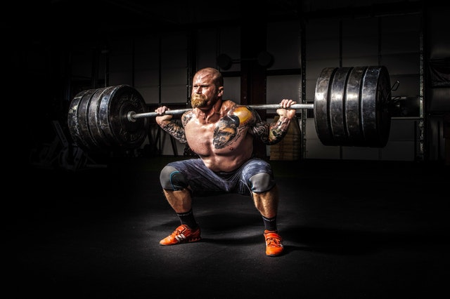 How to make your shoulders wider