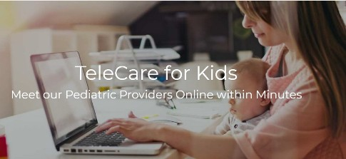 pediatric telemedicine
