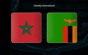 مشاهدة مباراة المغرب وزامبيا بث مباشر اليوم 16-6-2019 في مباراة ودية