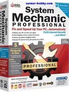 System Mechanic PRO 18.7.3.176