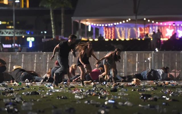Buongiornolink - Spari durante un concerto a Las Vegas ci sono morti e feriti