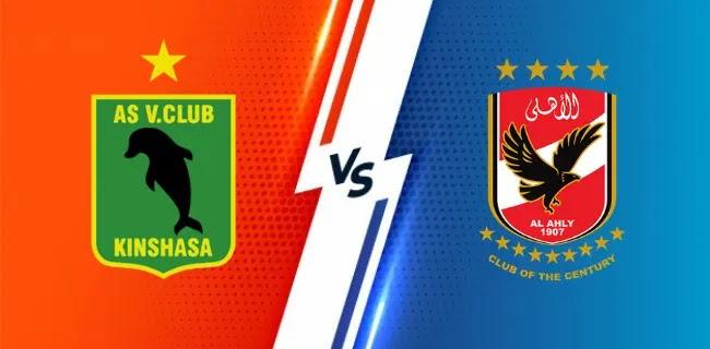 موعد مباراة الاهلي وفيتا كلوب الكونغولي في دوري ابطال افريقيا
