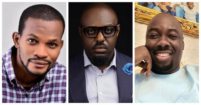 Noisemakers association of Nigeria -Actor Uche Maduagwu slams Obi Cubana, Jim Iyke and Zubby Michael (Video)