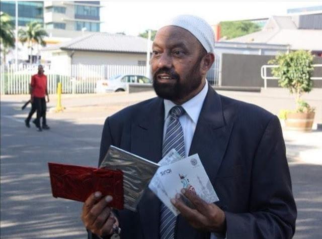 Cendekiawan Muslim Yousuf Deedat Wafat Ditembak Orang Tak Dikenal