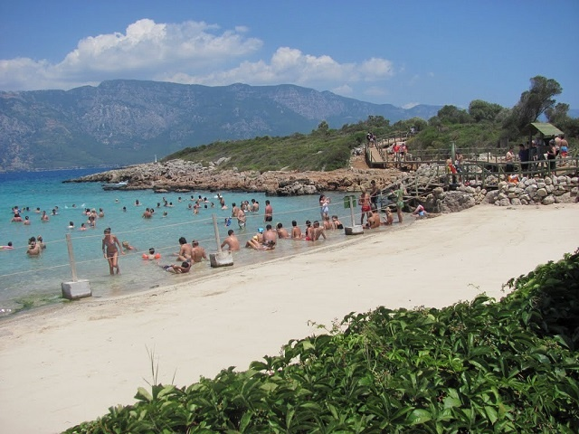 Sedir Island - Cleopatra Beach