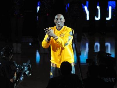 Ini Ide di Balik Nama Unik Kobe Bryant