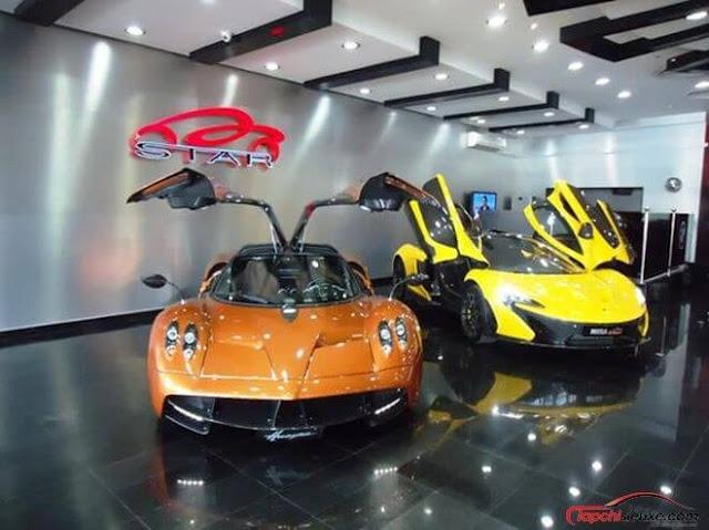Megastar Motors