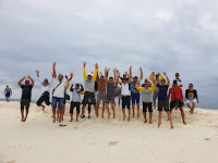Kapolres Sorong Ajak Anggotanya Berwisata Ke Raja Ampat-Pianemo