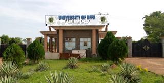 University of Offa IJMB Admission Form 2021/2022