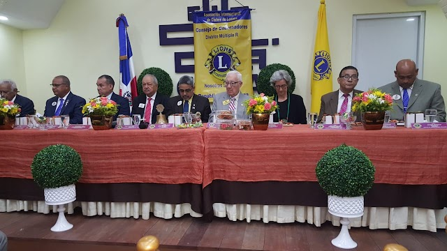Clubes de Leones realizan 48va. Conferencia Anual.