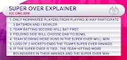 DRAMATIC END TO CRICKET WORLD CUP 2019 | SUPER OVER RULES WERE PREDEFINED