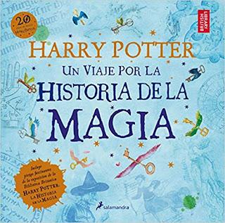 descargar nuevo libro harry potter un vijae por la historia de la magia