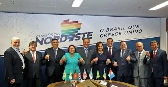 Ministério Público estadual entra com ação para que Consórcio do Nordeste divulgue contratações