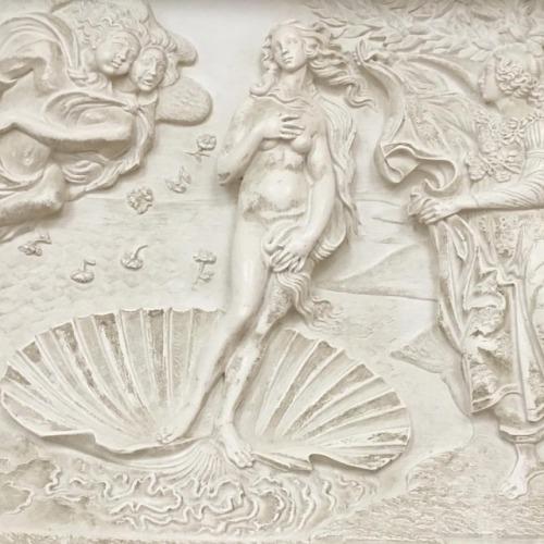 The birth of Venus. | Uffizi, Florence, Italy, art, birth of venus, seashell, vintage, romantic, baroque, aesthetic, white, places, travel | Allegory of Vanity