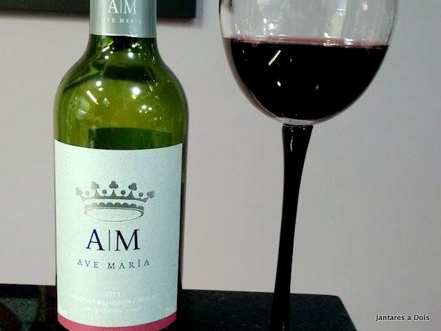 foto vinho ave maria 2013