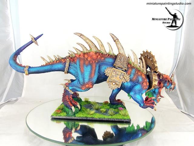 canrnosaur warhammer lizardmen