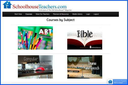 Homeschool classes offered