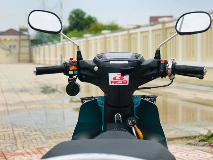 Yamaha Sirius độ chất chơi với phong cách chuẩn Racing Boy