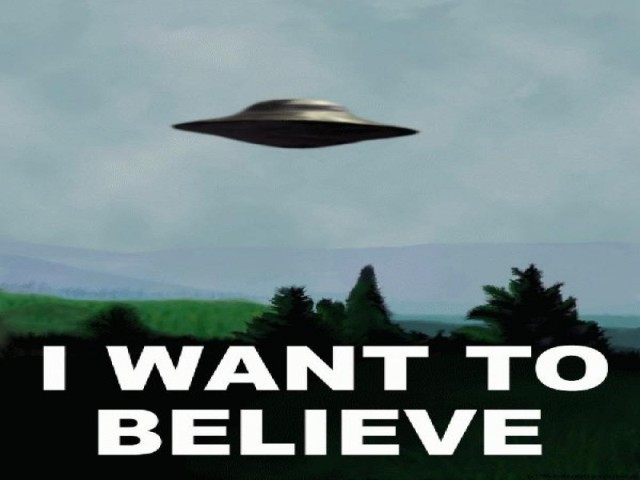 rare I want to believe poster mulder scully
