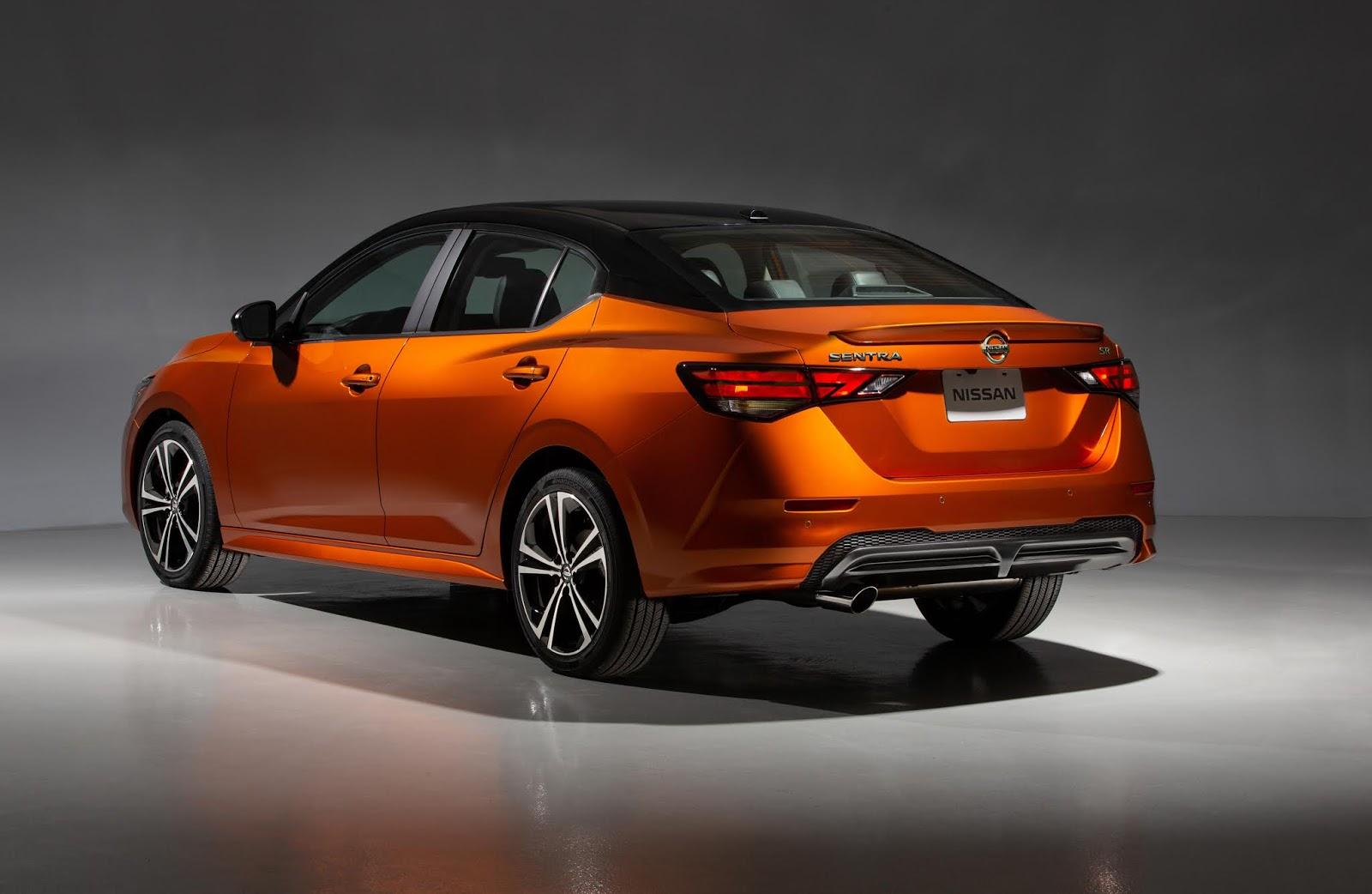 Así es el nuevo Nissan Sentra