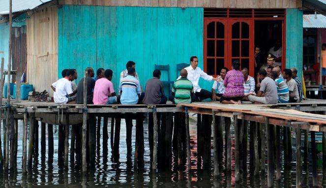 Jokowi: Di Papua BBM 60 Ribu Enggak Ada Yang Demo