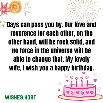 heart touching birthday wishes for wife