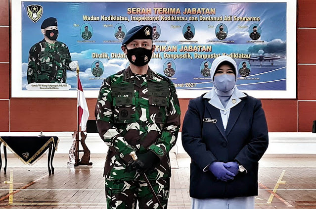 Tantangan Baru Kolonel Pnb Agus Setiawan sebagai Danlanud Adi Soemarmo