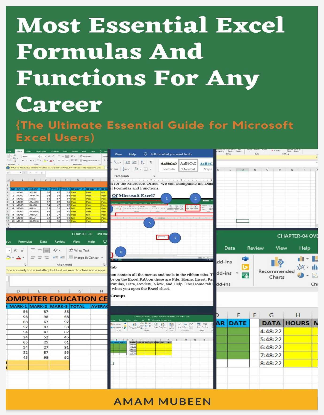 Most Essential Excel Formulas and Functions for Any Career