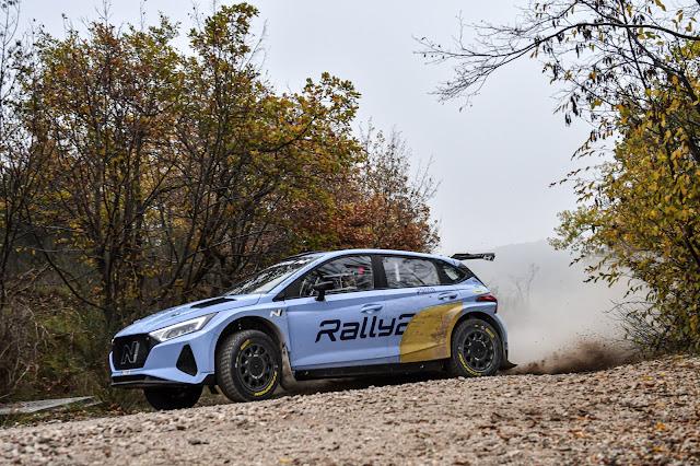 Hyundai rally cars for sale